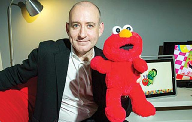Barry O'Neill, is the Dublin-based CEO of StoryToys