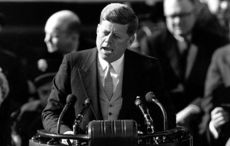 60 years ago today, John F. Kennedy was inaugurated as President of the USA