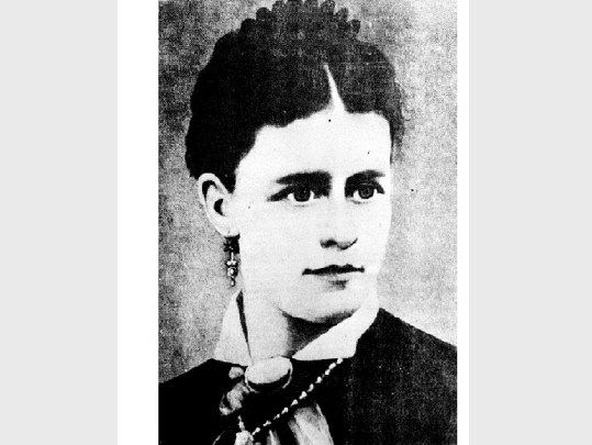 "Ellen ""Nellie"" Cashman. The Co. Cork-born Irishwoman was an inspiration and a hero of her time."