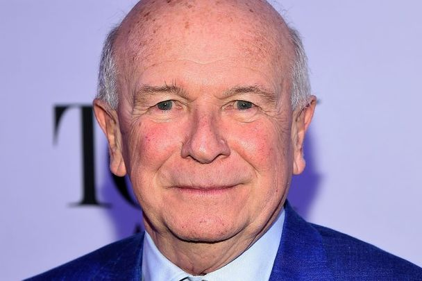 Terrence McNally: Tony nominated for his book of the remarkable Kander and Ebb musical The Visit, now playing on Broadway.