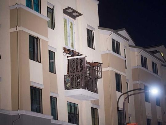Irish American Fund donates $100,000 to meet the needs of the family and friends of the bereaved following Berkeley balcony tragedy.