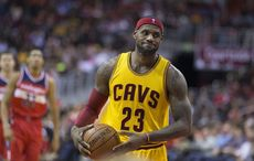 Los Angeles Lakers Lebron James was a Fighting Irish hero for a Catholic school