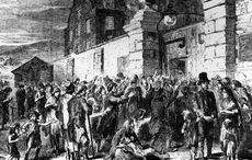 Workhouse records reveal rural Ireland's harsh past