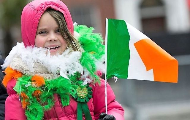 Setting you up for the St. Patrick\'s Day poetry corner or even a sing-a-long.