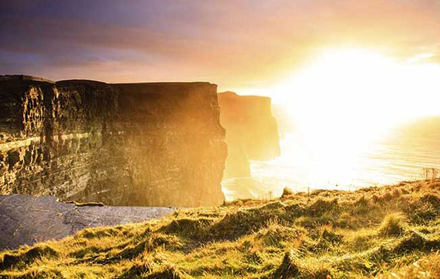Tales of witches, corpse eating eels, lost mystical cities, Celtic foals and mermaids all share the same setting: the Cliffs of Moher.