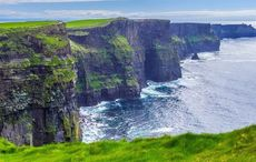 Ancient Irish legends and myths surrounding the Cliffs of Moher