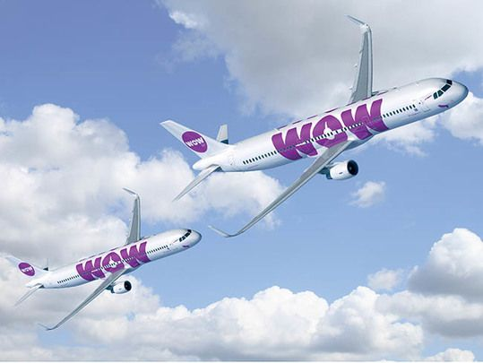 Low-cost transatlantic carrier WOW air offers year-round connection to Ireland.