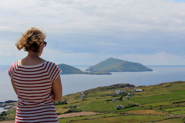 Walking the coast of County Kerry: Following in the steps of St. Brendan and celebrating Irish summer days with Camino Ways.