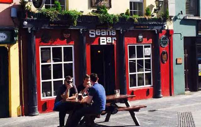 Seán's Bar in Athlone, Co. Westmeath, is one of the oldest pubs in the world.