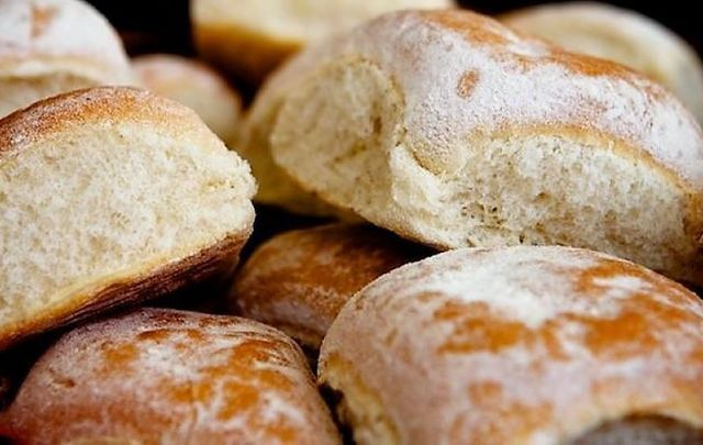 The blaa is a white bread roll protected under the European Commission. Yes! It's that good.