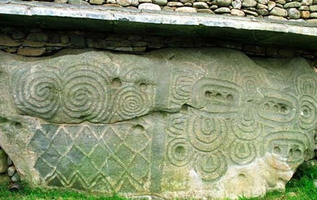Newgrange, Co. Meath: Explaining each mysterious Celtic symbol from ancient Irish tombs which have captivated people's imaginations for hundreds of years.