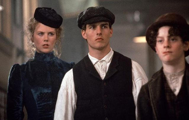 "Nicole Kidnam and Tom Cruise in ""Far and Away"". What are the worst Irish movies ever made?"