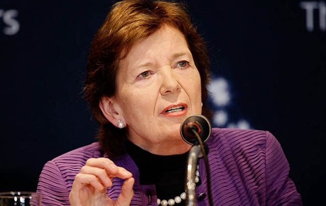 Mary Robinson: From Queen Maeve to Samantha Powers, who would you include on a list of great Irish Gaels?