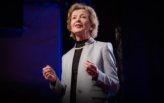 Mary Robinson served as the 7th, and first female, President of Ireland and the United Nations High Commissioner for Human Rights.
