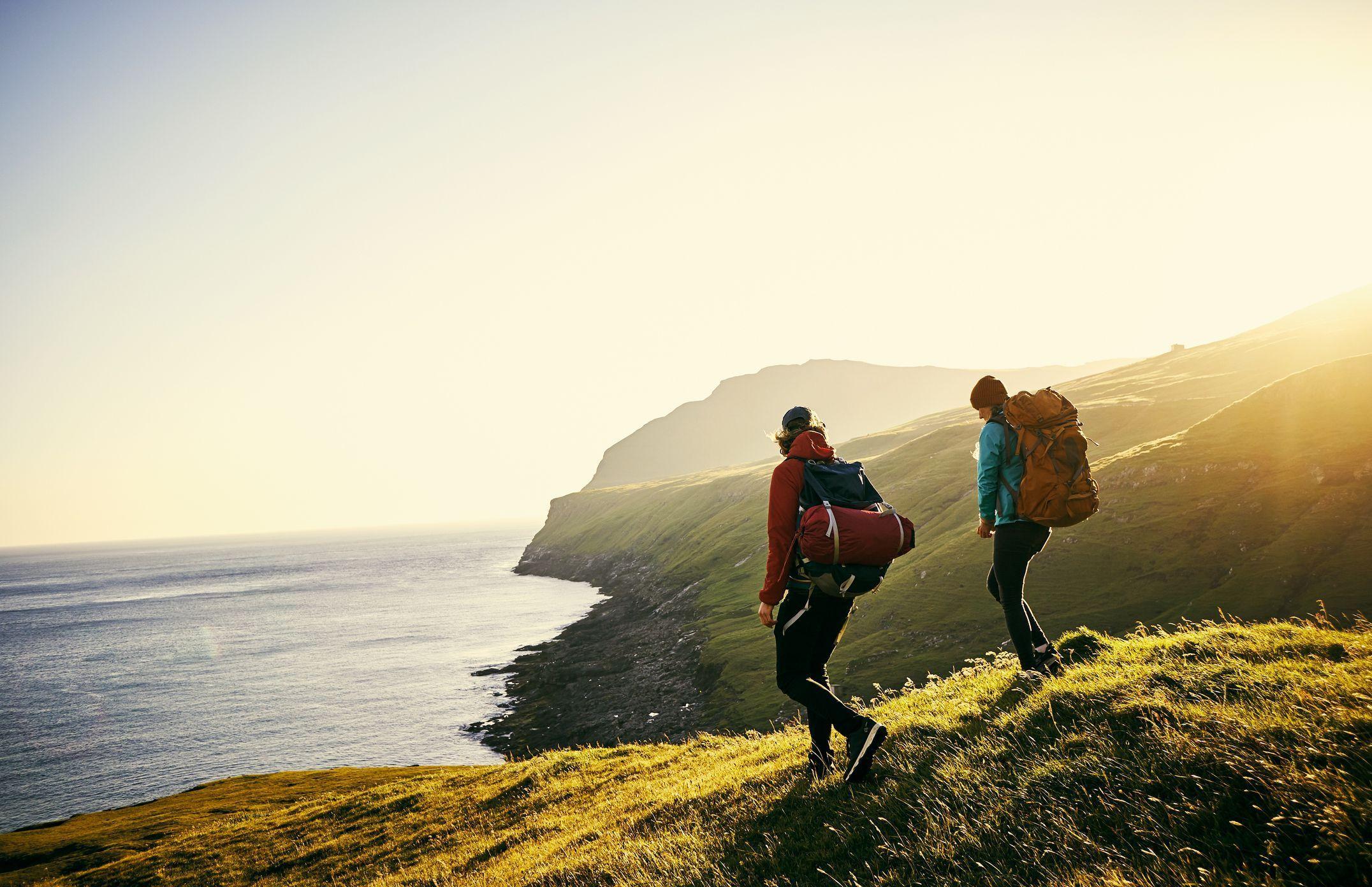 Top Ten Nature Trails In Ireland
