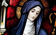 Who is your Irish patron saint?