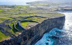 Ireland's islands - scenic havens around the Irish coastline