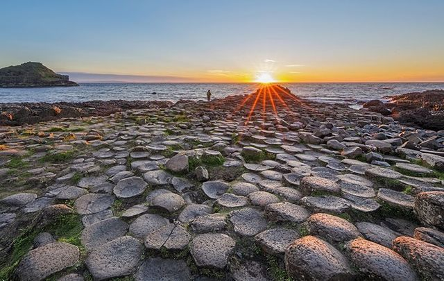 Giant\'s Causeway, County Antrim: Dream a little dream? You can now book tours in Ireland on IrishCentral.