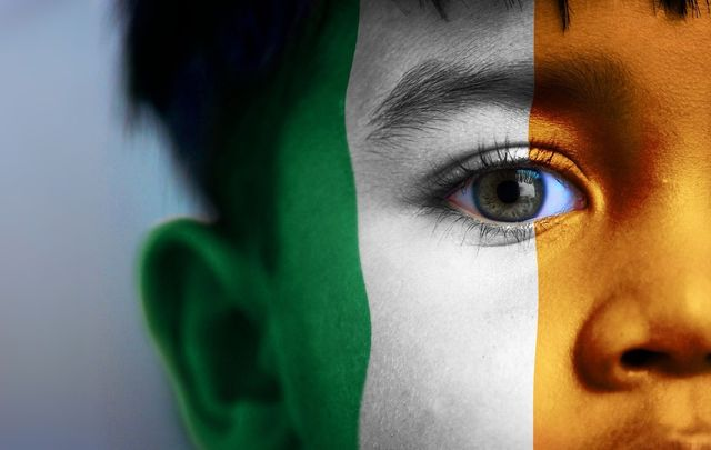 A study revealed that many Irish men may be able to trace their roots back to Turkey.