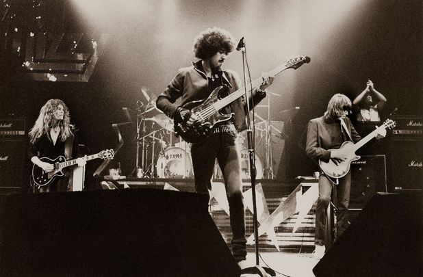 Thin Lizzy\'s Whiskey in the Jar is still one of the most popular Irish tunes.