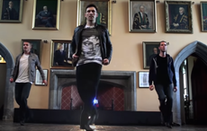 WATCH: Irish dancers deliver inspiring message in Freedom video