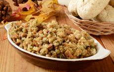 Apple and sausage stuffing recipe to complete your Thanksgiving spread