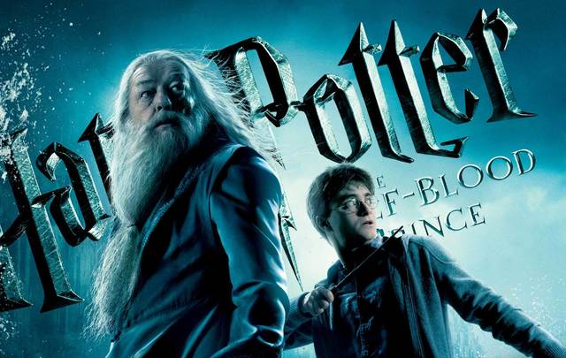 """""""Harry Potter and the Half-Blood Prince"""" – the scenes where Harry Potter and Professor Dumbeldore are battling with evil were filmed at the Cliffs of Moher, County Clare, and the rock the heroes stand"""