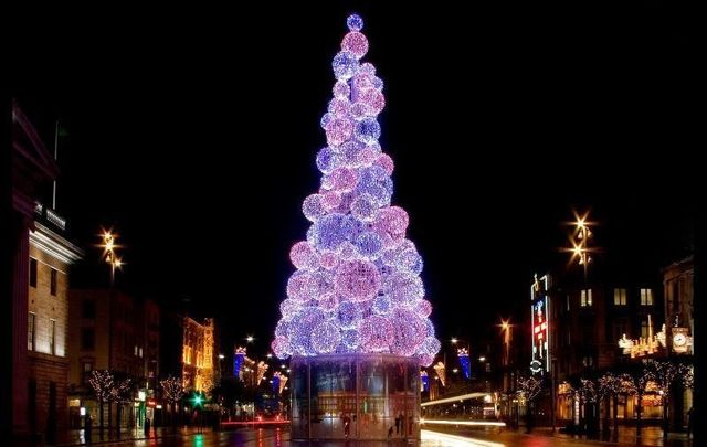Christmas in Ireland\'s capital city of Dublin is like nowhere else in the world.