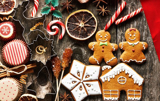 Tis the season after all! Here's what'll be making our waistlines expand this Christmas.