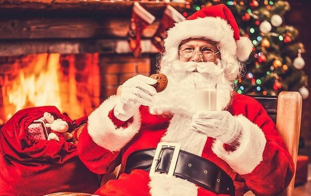 Ho, ho, ho - Perfect traditional Irish Christmas cookie recipes for Santa.