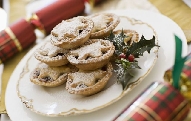 Recreate the delicious taste of Christmas with our luscious mince pies.
