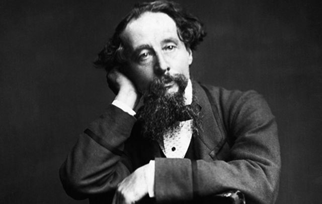 Celebrating the author of the Christmas Carol Charles Dickens birthday and his own love of the Irish audiences and beautiful surroundings.