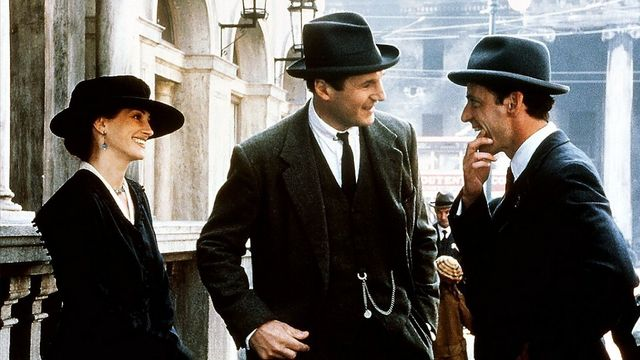 How did Liam Neeson let Julia Roberts get away with such a bad Irish accent when they were filming Michael Collins?