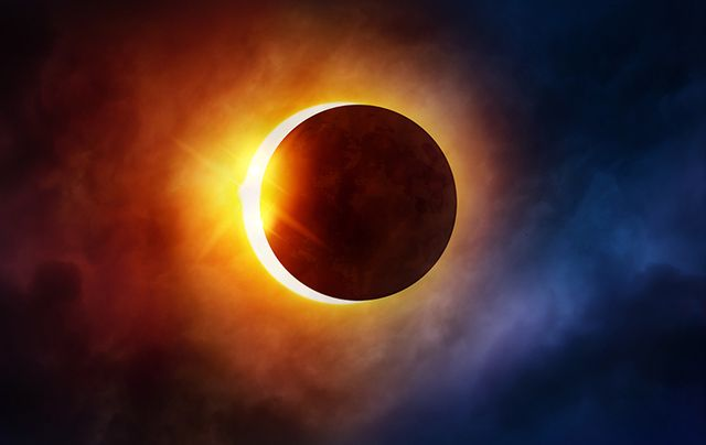 The Irish recorded world's first eclipse 5,355 years ago