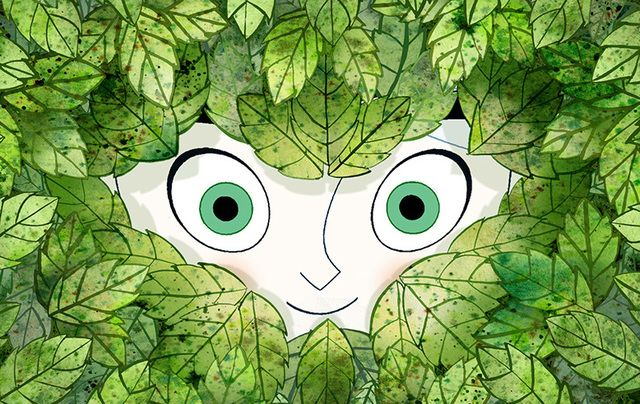 The Secret of Kells: A brilliant Irish animated movie.