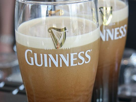 Guinness sales are on the up: Innovation and craft beers are the name of the game when it comes to beers in North America.