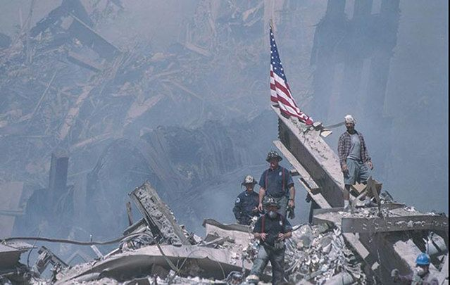 The harrowing statistics of the 9/11 attacks.