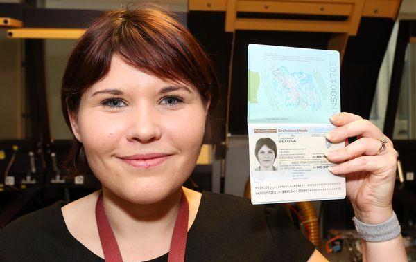 Do you qualify for an Irish passport?