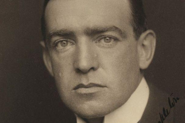 Ernest Shackleton.