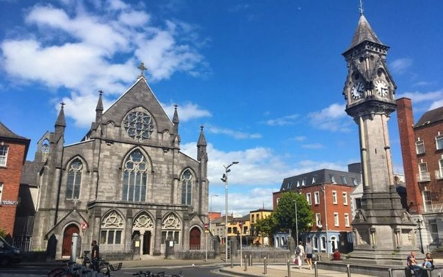 Tait\'s Clock in Limerick City