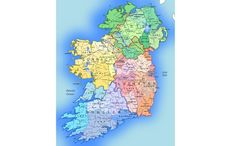 What do the names of Ireland's counties mean?