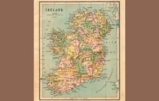 Thumb map of ireland   getty