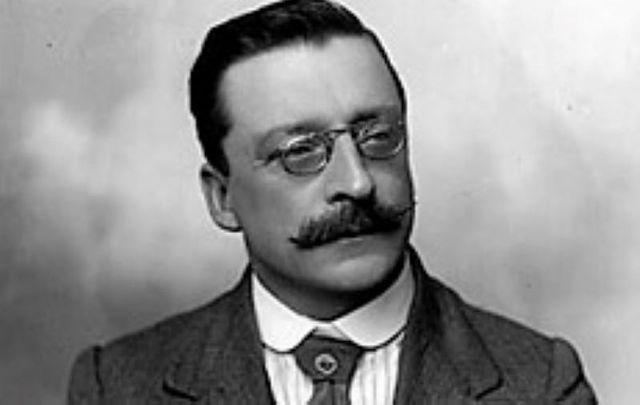 Founder of Sinn Féin, Arthur Griffith.