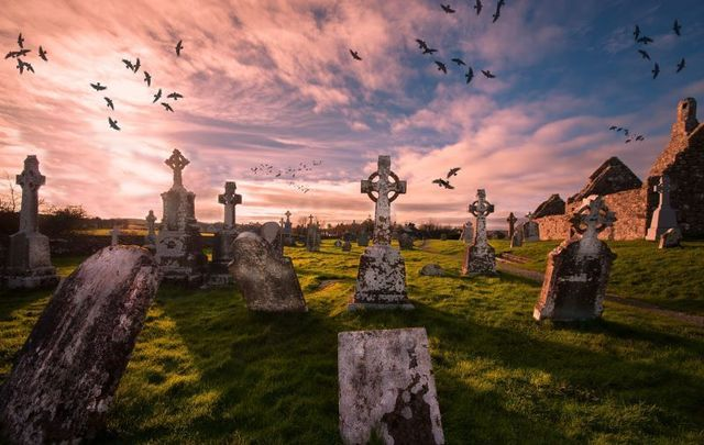 That which we know as All Hallows Eve actually began as a harvest festival several millennia ago in Ireland.