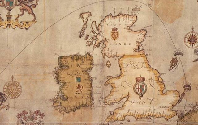Who were the black Irish? Some say they came from the Spanish Armada.