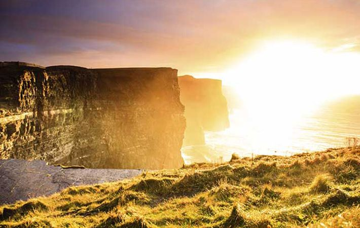 breathtaking irish landscapes and where to find them