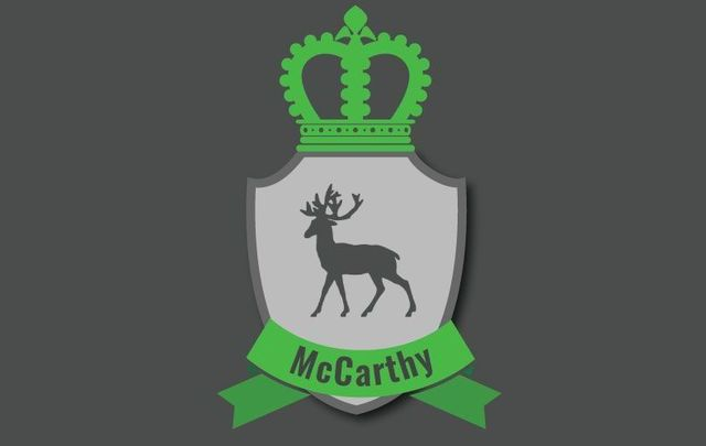 Here are some interesting facts about the Irish last name McCarthy, including its history, family crest, coat of arms, and famous clan members.