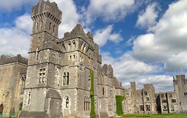 After $74.7 million restoration project Ashford Castle is named the best of the best by 9,000 travel experts, in Las Vegas.