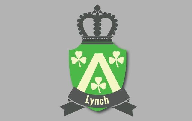 Here are some interesting facts about the Irish last name Lynch, including its history, family crest, coat of arms, and famous clan members.