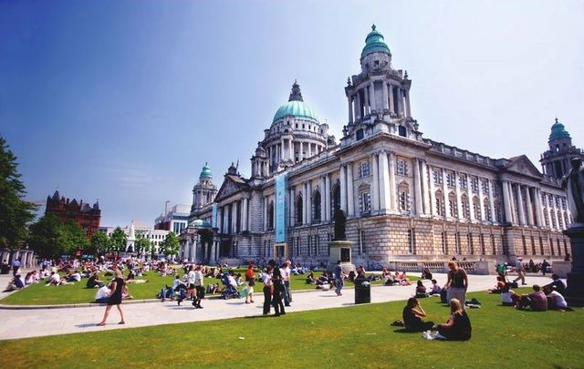 Belfast\'s City Hall is just one of our favorite places to visit in Northern Ireland\'s capital city.